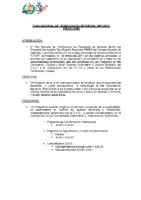 Proyecto «Plan Nacional de Tecnificación Deportiva 2011-2012»