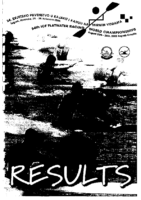 RESULTADOS MUNDIAL SENIOR 2005