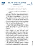 Resolución de 4 de febrero de 2013, de la Presidencia del Consejo Superior de Deportes, por la que se aprueba el formulario de localización de los deportistas