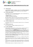 BASES GENERALES KAYAK POLO 2020