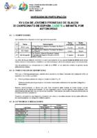 LIGA JOVENES PROMESAS SLALOM 2020