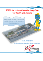 2020 International Brandenburg Cup for Youth and Juniors