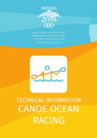 CANOE OCEAN RACING TECHNICAL MANUAL February 2019 Version 1.0