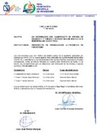 CIRCULAR 3.2020 NO CELEBRACIÓN CTO ESPAÑA INVIERNO Y 1º TORNEO DE KAYAK POLO
