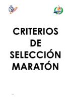 CC. SS. MARATÓN 2020