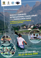 ENG_Invitation and Bulletin AURONZO-ITALY_International CANOE SPRINT and…