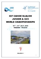 ICF CANOE SLALOM