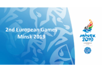 JUNIO_European Games Minsk