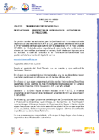 CIRCULAR 14 2020 tramitación certificados DAR
