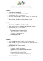 Convenios y contratos 2018