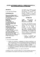 Acta consultas online Comisión Delegada y Anexos 9 y 16 de julio 2020