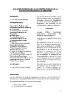 ACTA y ANEXO CONSULTAS ONLINE COM. DELEG. 23 Y 31 JULIO20