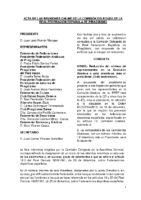 ACTA CONSULTAS EN LINEA COMISION DELEGADA 2 y 3 Sp20