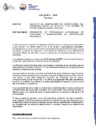 CIRCULAR Nº 1 2021 ORGANIZACIÓN COMPETICIONES NACIONAL 2021 04.01.2021
