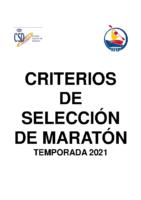 Criterios Maratón 2021VF