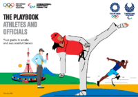 Tokyo 2020 The Playbook