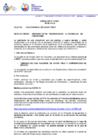 CIRCULAR Nº 12 2021 ORGANIZACIÓN COMPETICIONES DE KAYAK POLO