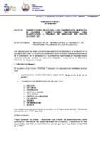 Circular nº 6 2021 Organización de COMPETICIONES TERRITORIALES