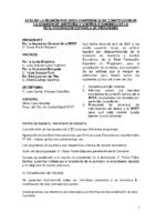 ACTA DE CONSTITUCIÓN COMISIÓN AUDIT. Y CONTROL 2021