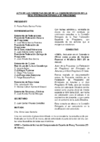 ACTA Y ANEXOS CONSULTAS ONLINE COMISIÓN DELEGADA MARZO 21