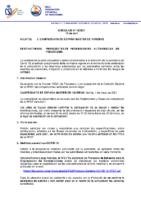CIRCULAR Nº 15 2021 LI CAMPEONATO DE ESPAÑA MASTER DE INVIERNO