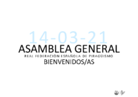 PRESENTACIONES ASAMBLEA 14.03.2021