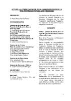 ACTA Y ANEXO CONSULTA ONLINE A COMISIÓN DELEGADA 11 DE MAYO 2021