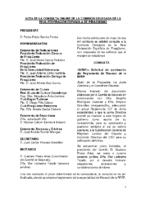 ACTA Y ANEXO CONSULTA ONLINE COMISIÓN DELEGADA 24 DE MAYO 21