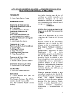 ACTA Y ANEXOS CONSULTA ONLINE A COMISIÓN DELEGADA 7.05.21