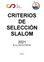 CCSS SLALOM EXTREME -2021