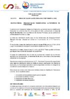 CIRCULAR Nº 24 2021 MESA DE CLASIFICACIÓN DE PARACANOE 25 Y 26 JUNIO
