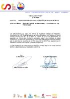 CIRCULAR Nº 25 2021 SUSPENSIÓN 3ª COPA DE ESPAÑA DE SLALOM OLÍMPICO
