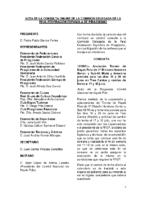 ACTA CONSULTAS ONLINE COMISIÓN DELEG. 16 JUNIO 21
