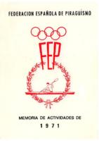 MEMORIA 1971
