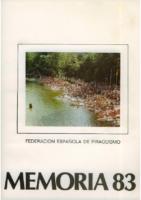 MEMORIA 1983