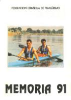 MEMORIA 1991