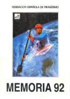 MEMORIA 1992