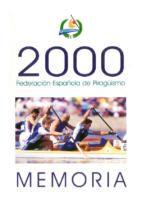 MEMORIA 2000