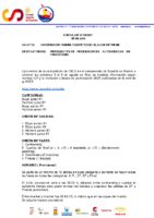 CIRCULAR Nº 29 2021 IINFORMACIÓN COMPETICIÓN SLALOM EXTREME 2021