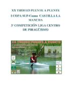 Bases competición XX Trofeo Puente a Puente 2021
