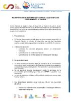 NORMATIVA INCORPORACIÓN DEPORTISTAS EXTERNOS A LOS GRUPOS DE ENTRENAMIENTO RFEP