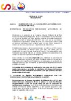 Circular 31-2021 Tramitación de Licencias sin coste