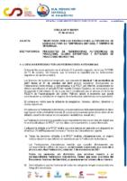 CIRCULAR 34-2021 TRAMITACIÓN DE LICENCIAS 2021 2022