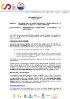 Circular 33-2021 Campeonato de España de Barco Dragón